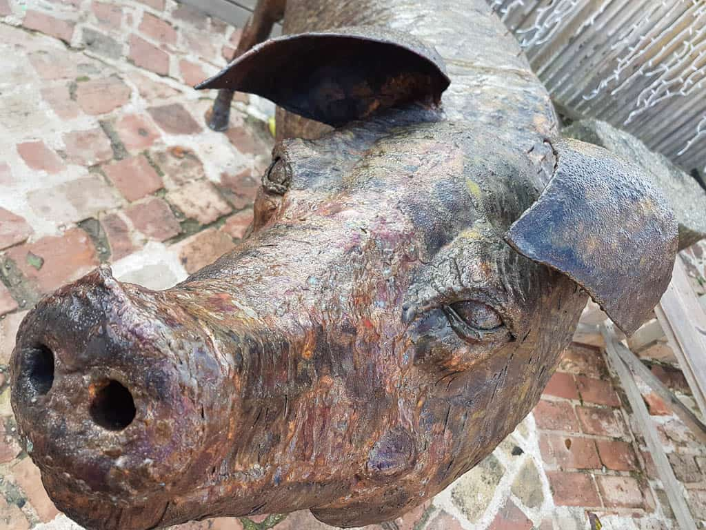 Bologna Italy things to do - Eat pork