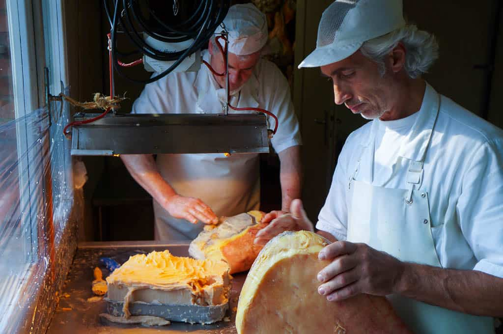 How They Make Parma Ham