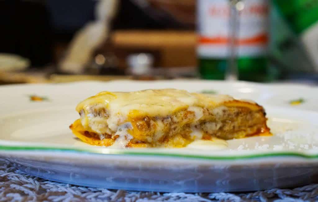 Pasta Bologna - Lasagne Bolognese