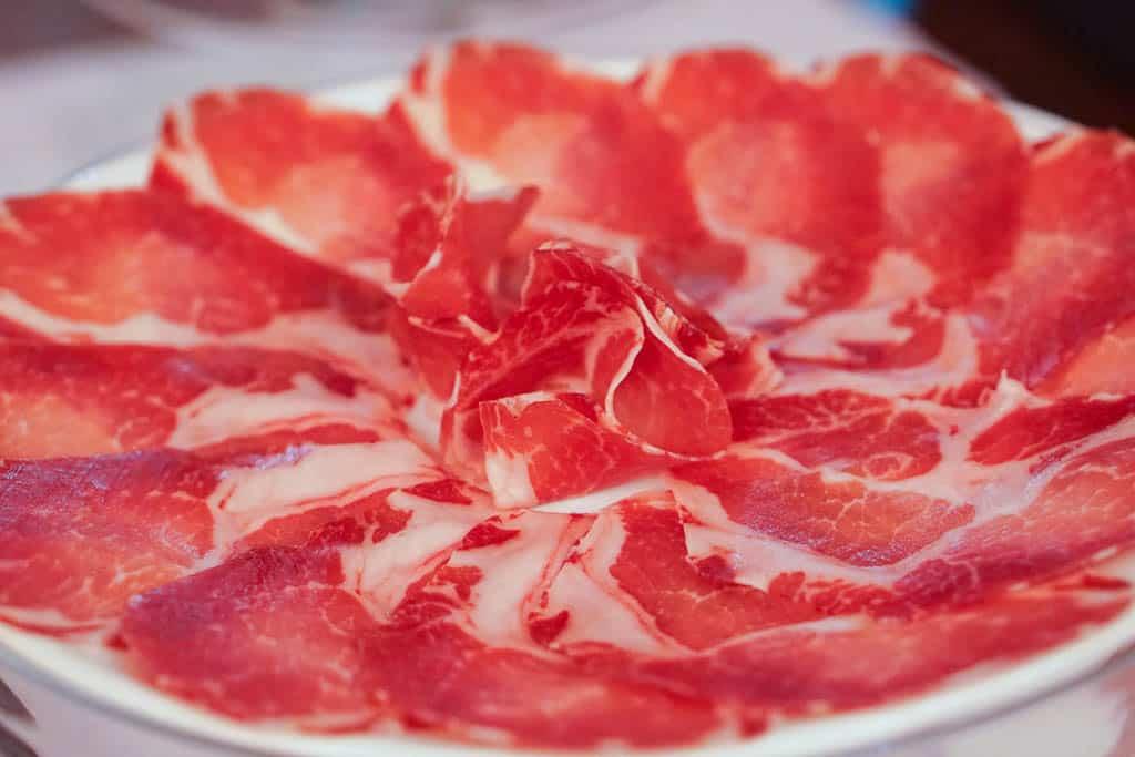 What to eat in Parma - Prosciutto di Parma
