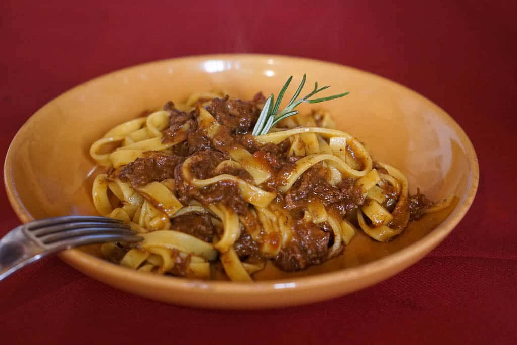 best bolognese in bologna Italy