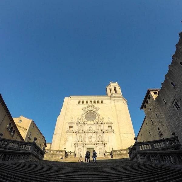 Girona Cathedral - Girona Things To Do