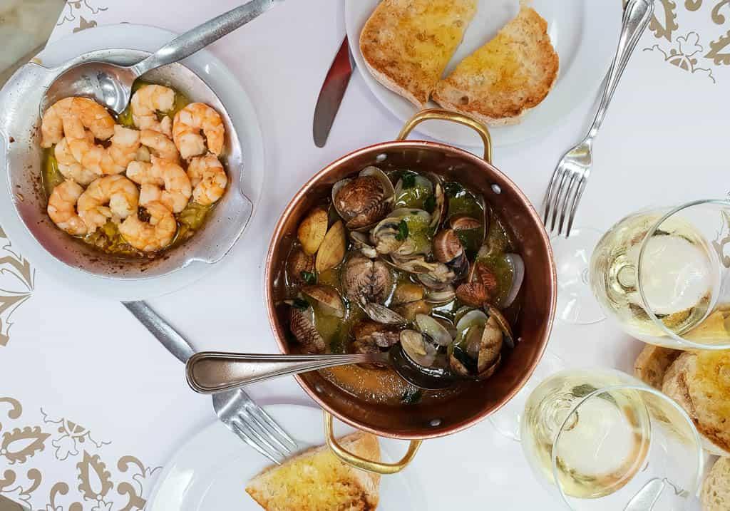 Cervejaria Ramiro Lisbon – What to Eat on the Cervejaria Ramiro Menu