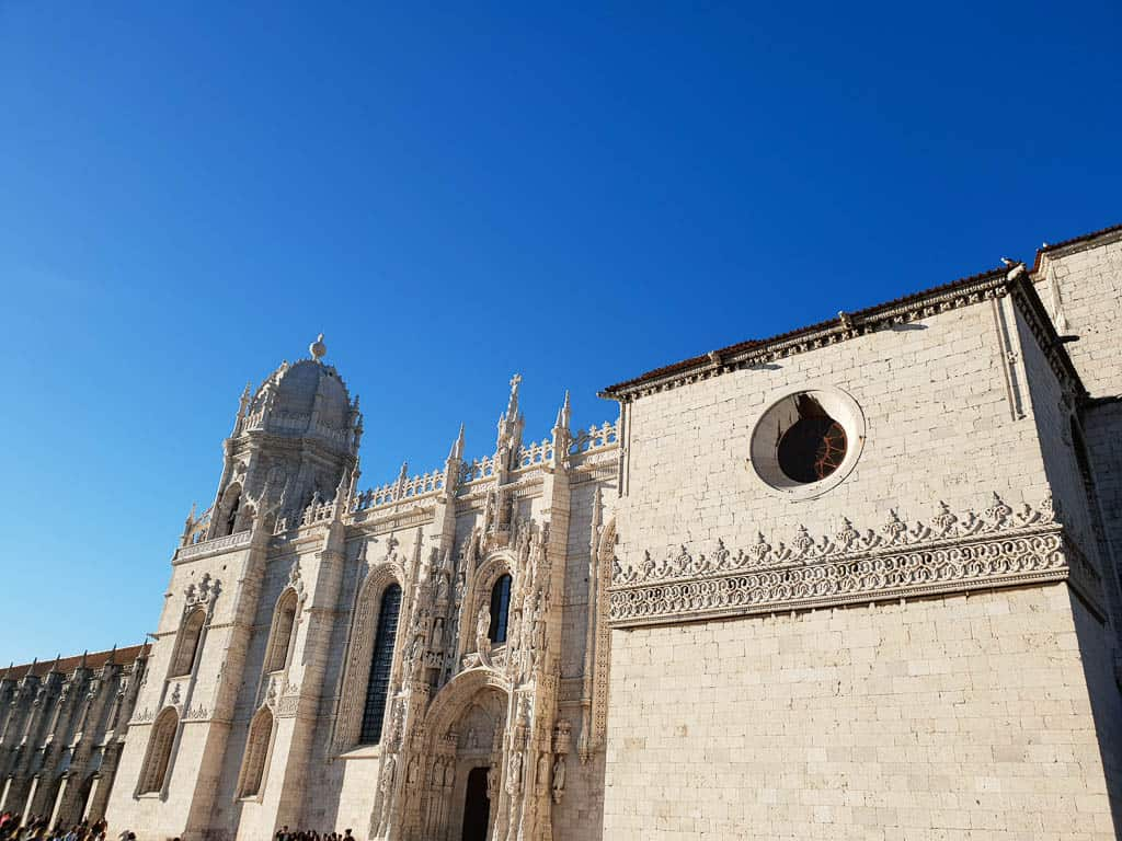 How to spend a weekend in Lisbon - Visiting Belem