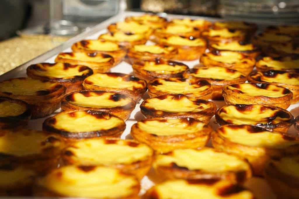 Pastel De Nata Portuguese Custard Tart