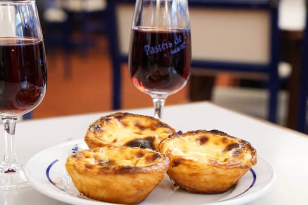 The Best Lisbon Custard Tarts – Pastel de Nata Lisbon
