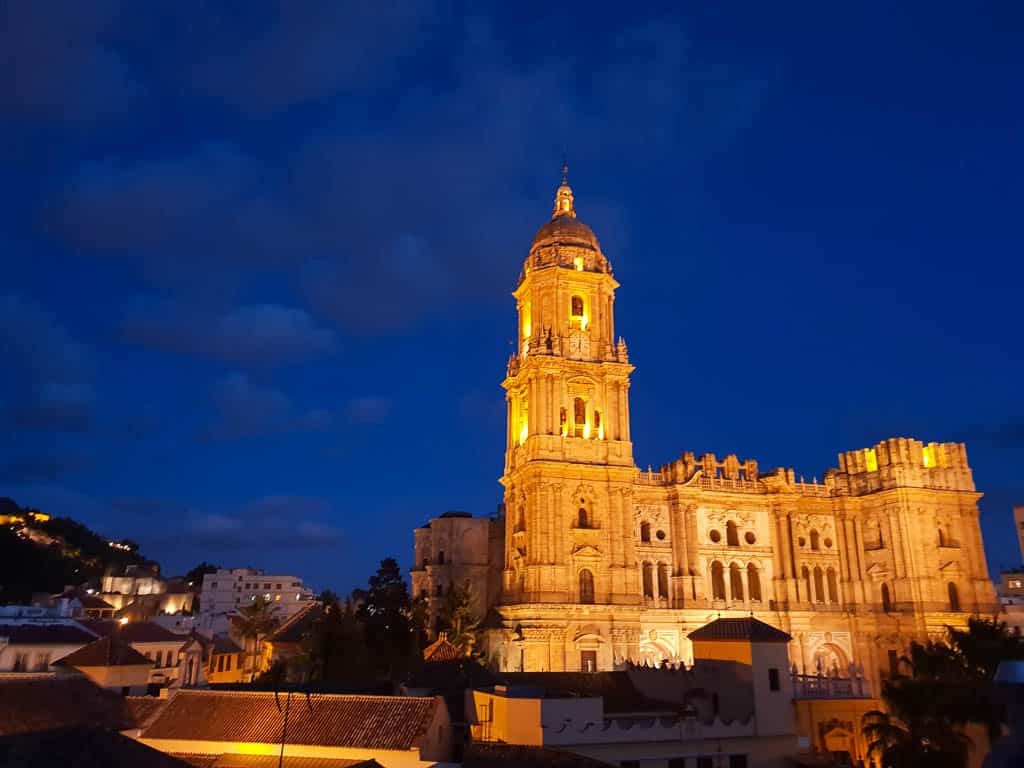 Where to stay in Malaga Spain