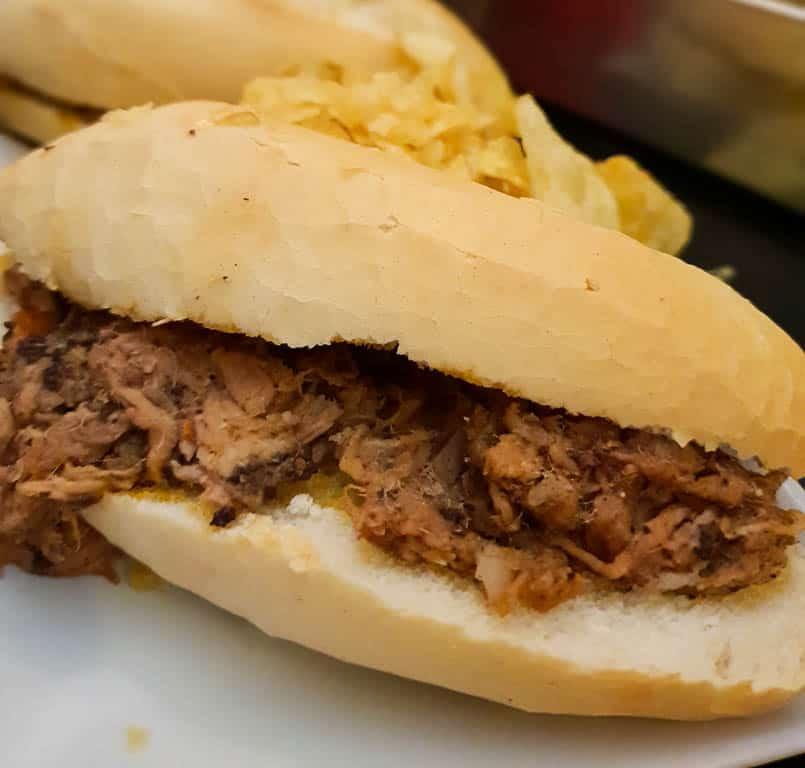 pringa - best food Malaga