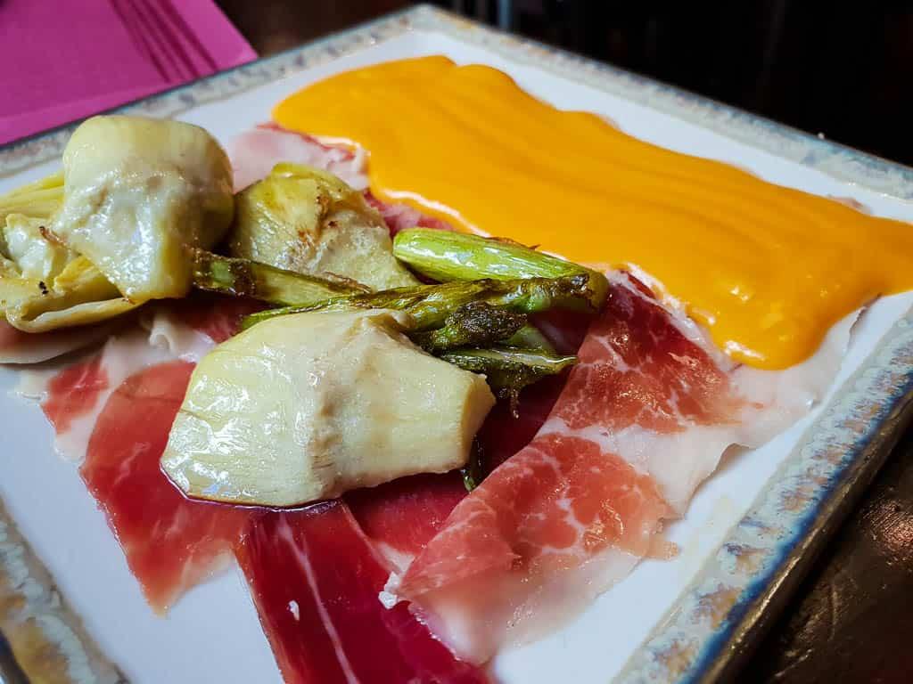 salmorejo - eat in Malaga