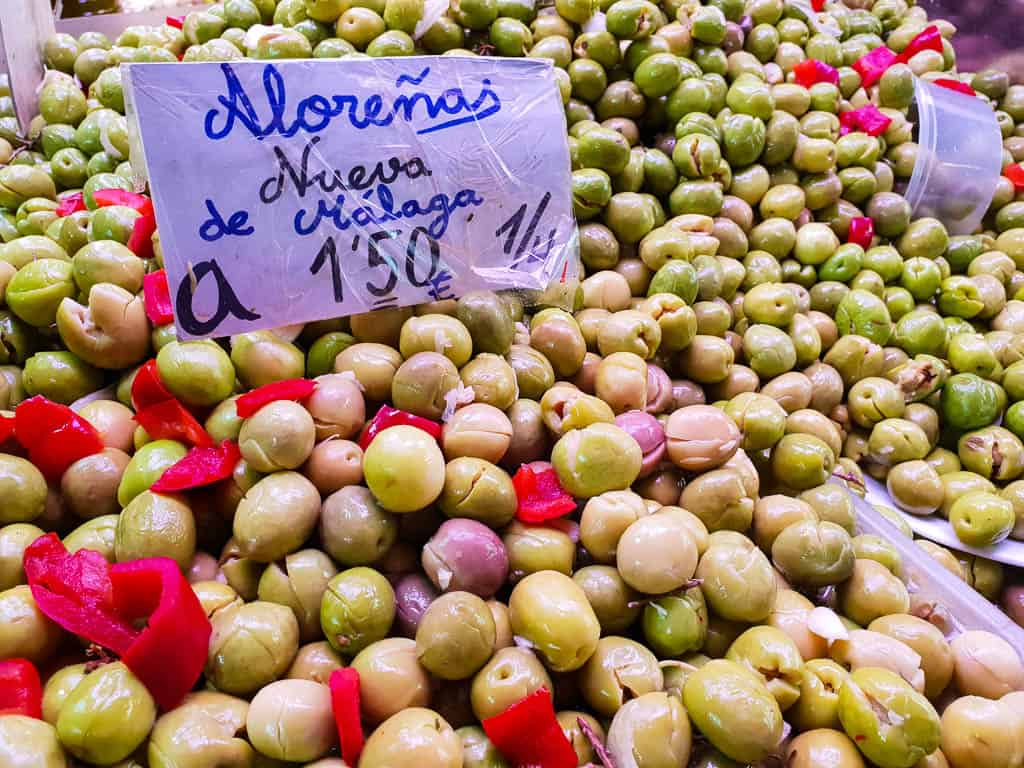 Malaga Spain Food Guide - Malaga Food Markets