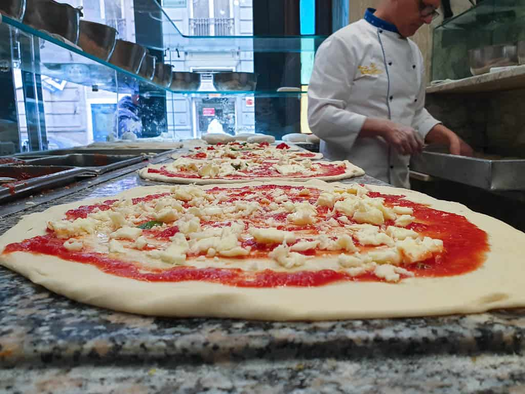 Best Pizza in Italy - Naples Style Pizza