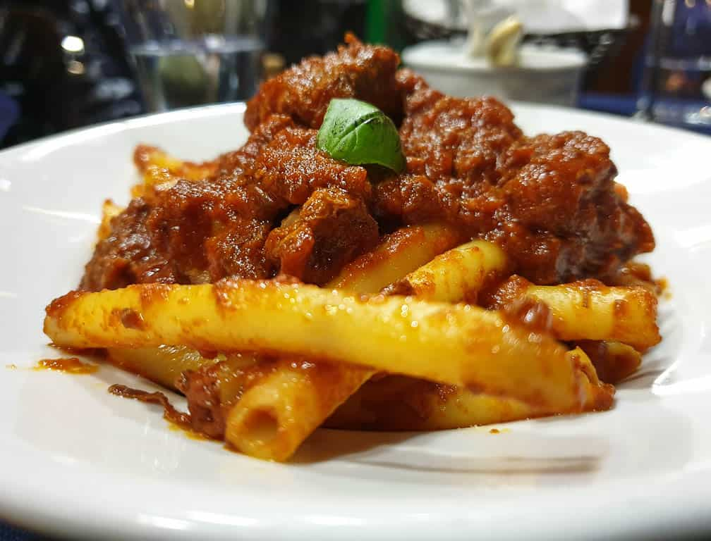 Naples What To Do - Eat Ragu