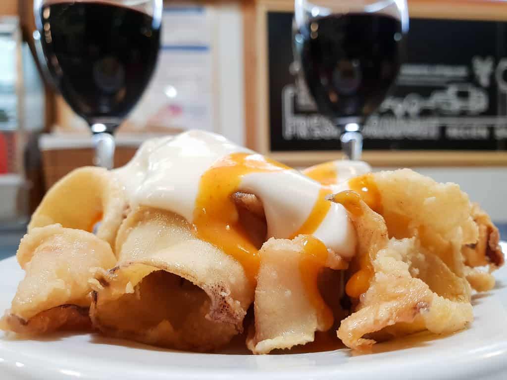 Pamplona Tourism and Food