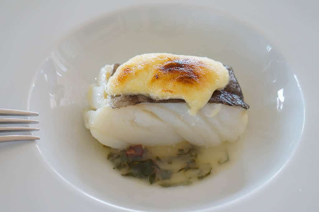 bacalhau - traditional Portuguese dishes
