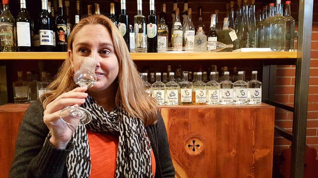Stuff to do in Prague - Drink Schnapps