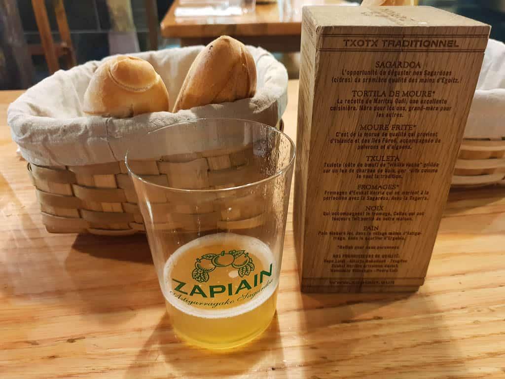 San Sebastian Day Trips - Cider Houses