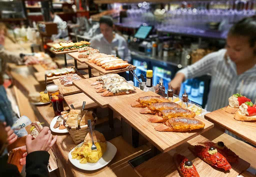 what to eat in San Sebastian