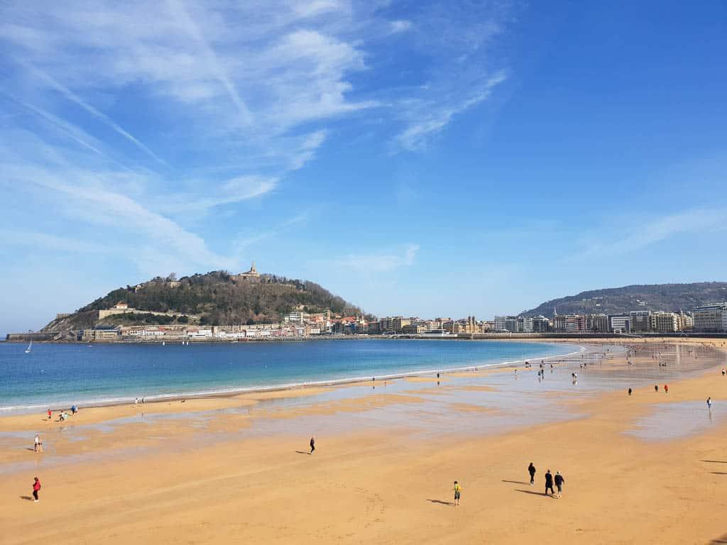 Where is San Sebastian Located - San Sebastian Beaches