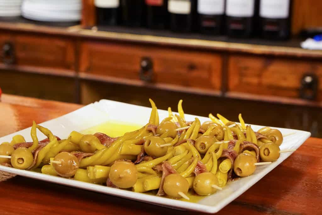 San Sebastian Pintxos Guide - What To Eat in San Sebastian Spain