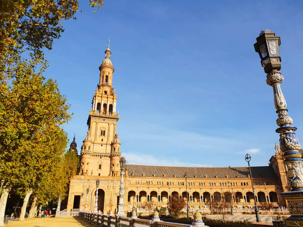 How to Travel To Seville For Food