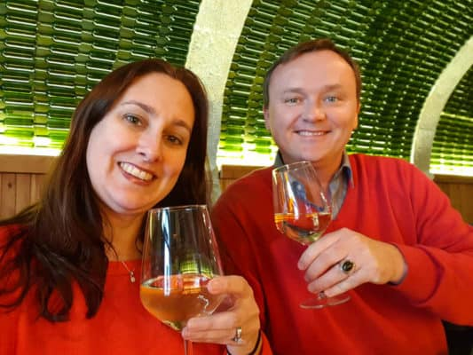 Amber and Eric Hoffman of Food and Drink Destinations