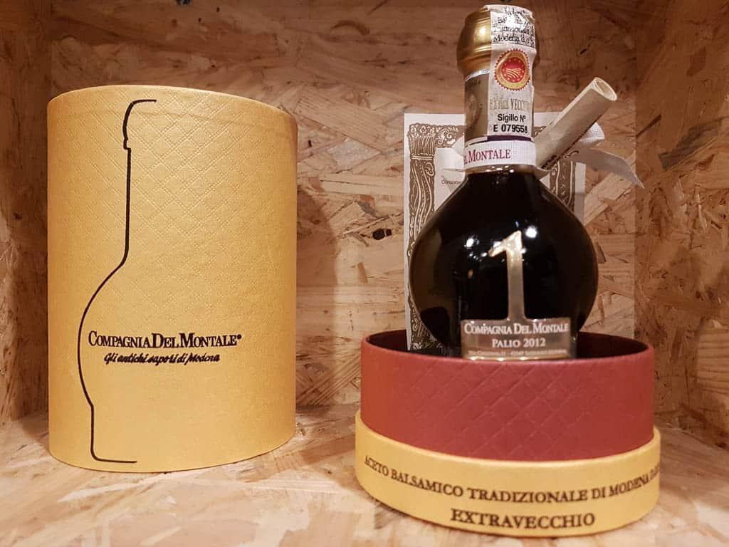tasting modena balsamico