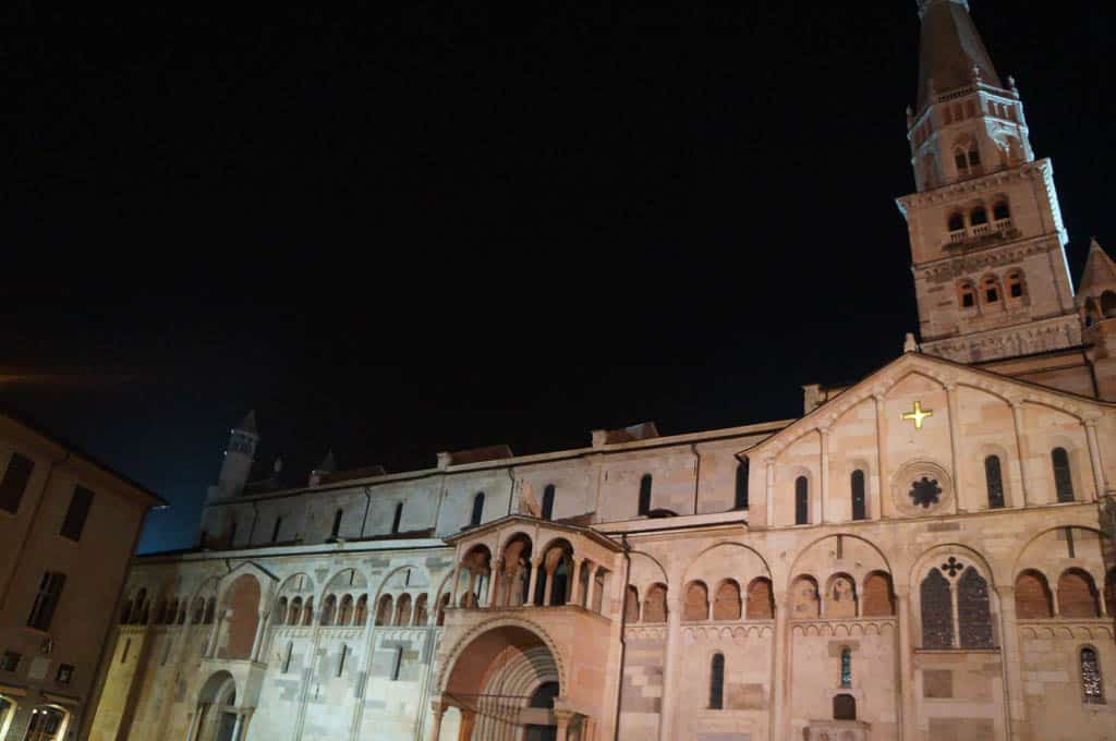 When is the best time to visit Modena - weather