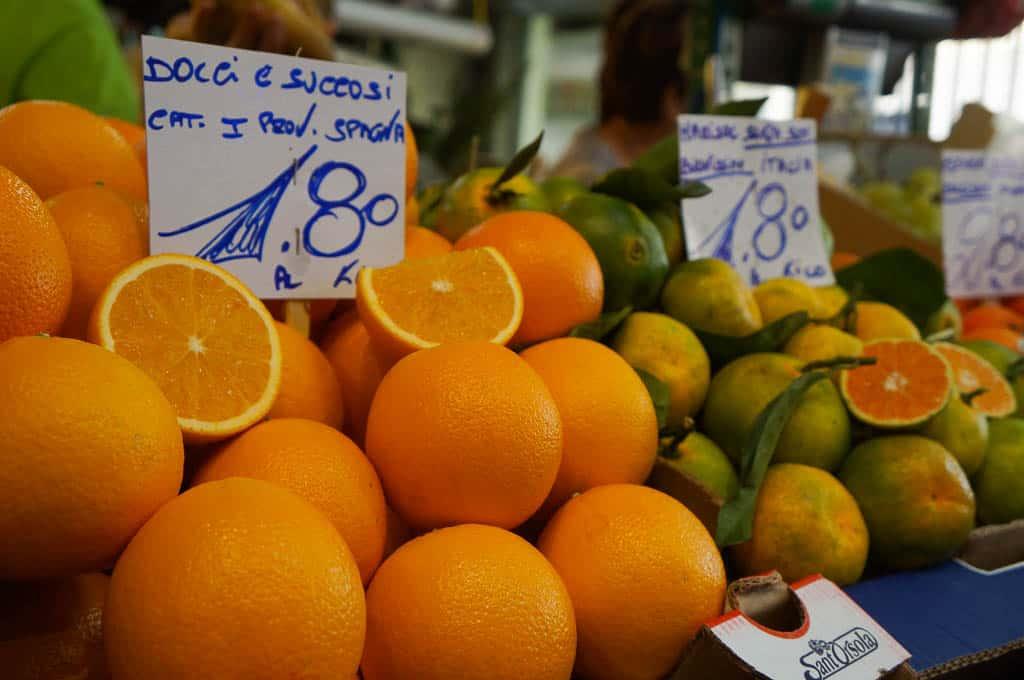 street food in Modena at Modena Market