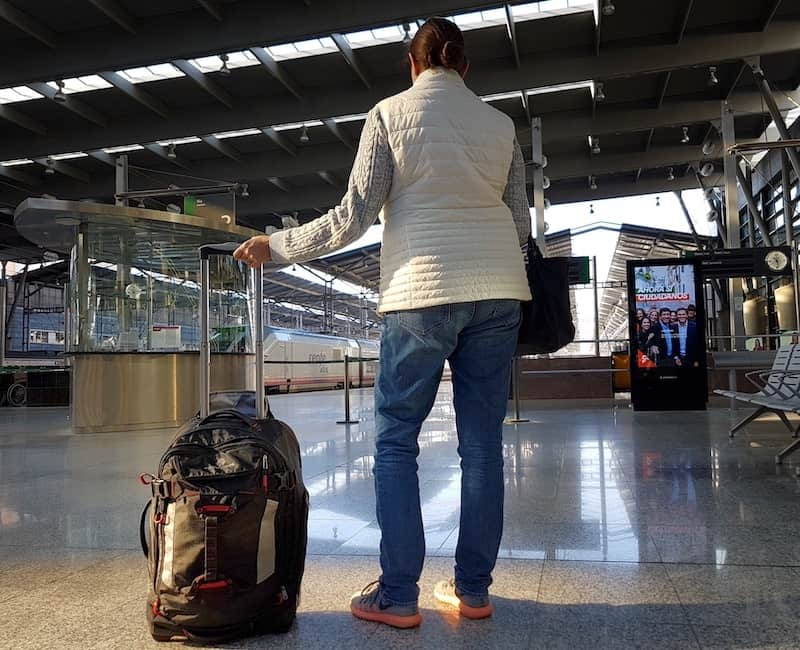 What to Pack For Spain - Carryon Bags