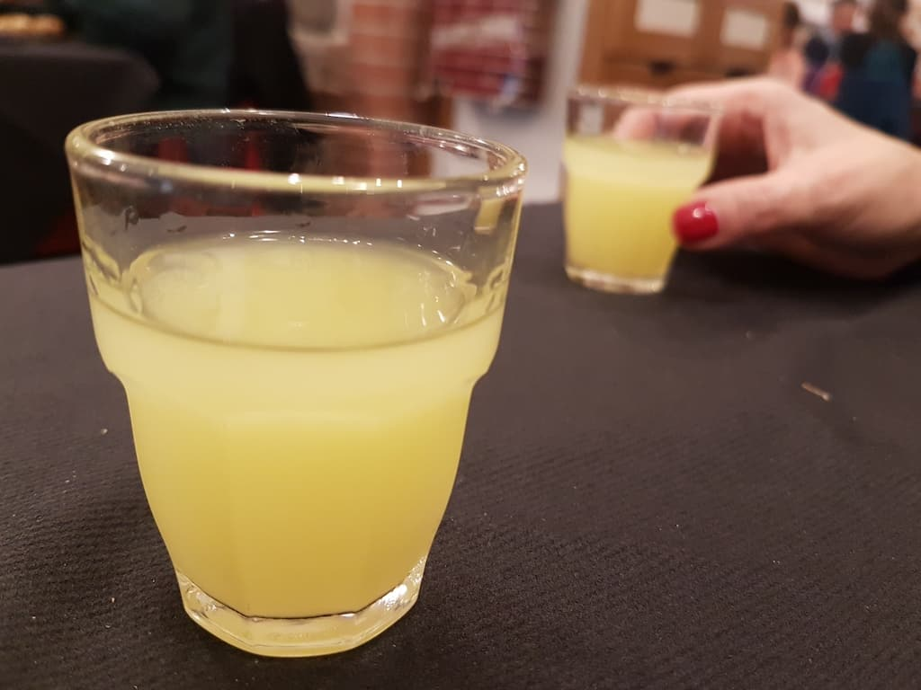 Italian lemon drink - Limoncello