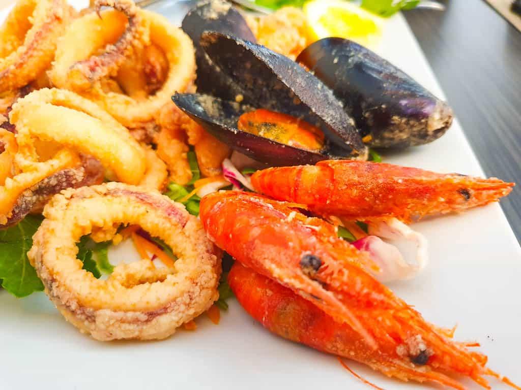 Sardinia tourism focused on food