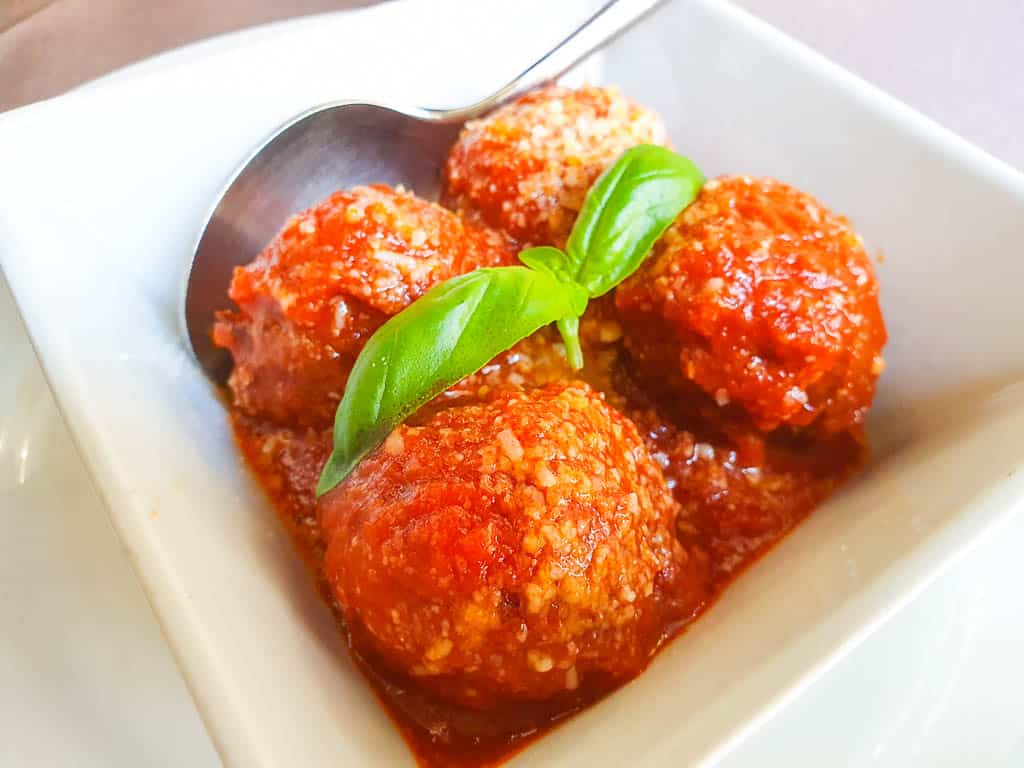 sardinia highlights - food
