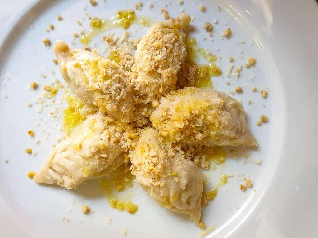 Sardinia recipes - pasta