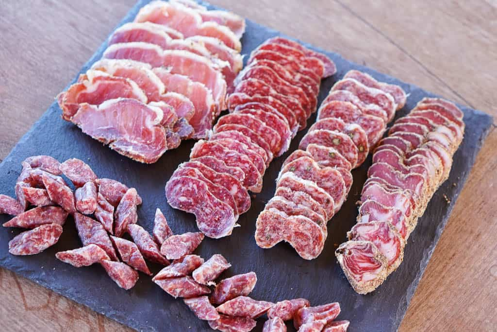Catalonia Spain Food