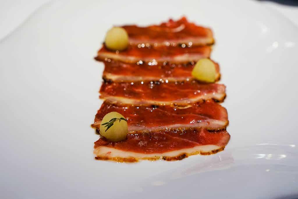 contemporary Catalan food