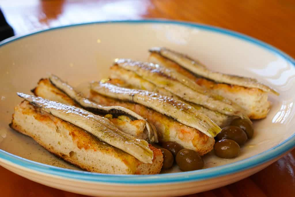 Anchovies and Boquerones
