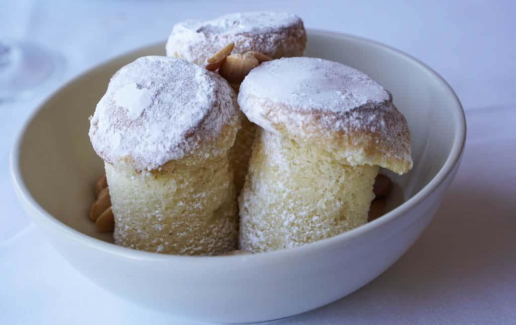 Catalan desserts - taps
