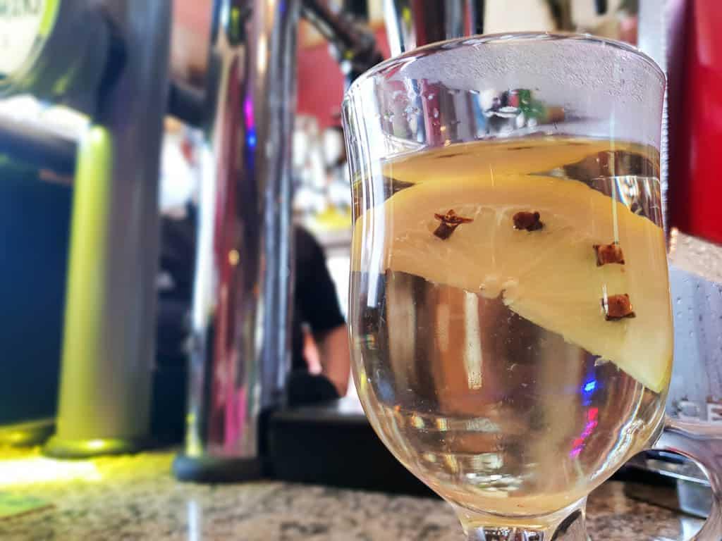 Irish Whiskey Cocktails - Hot Whiskey in Ireland