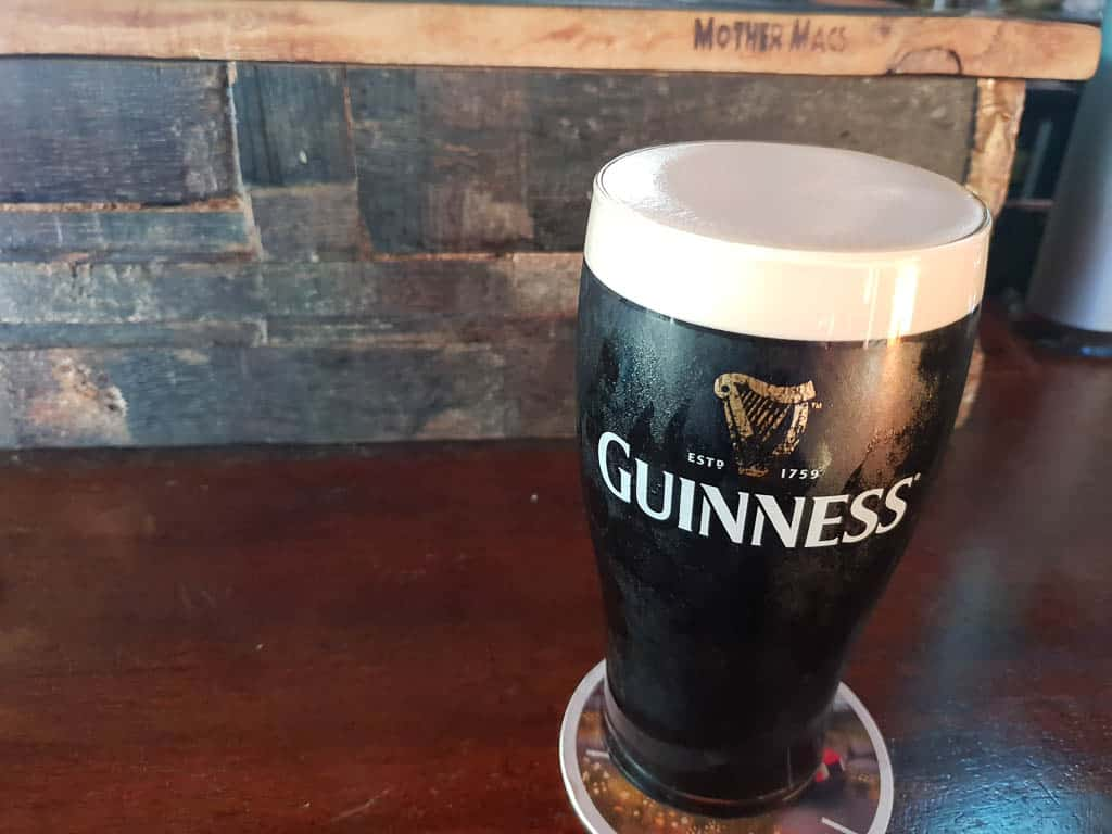 Popular Irish Drinks - Guinness