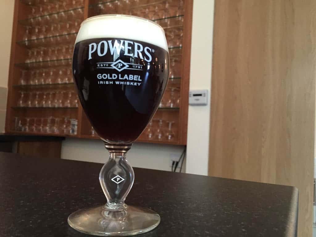 Drinking Irish Coffee In Ireland