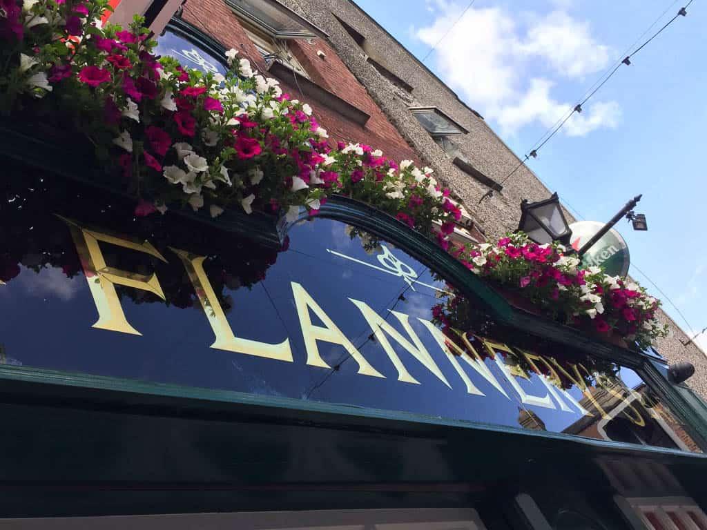 Irish pub culture