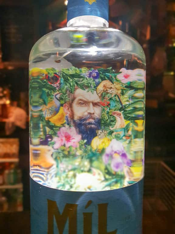 artisan Irish gin