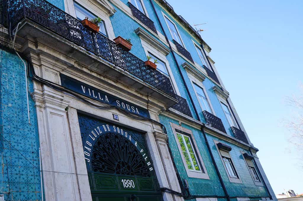 portugal destinations - Lisbon