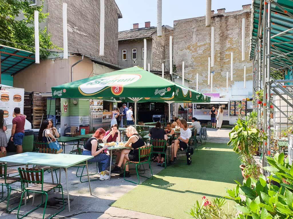 Racskert Budapest