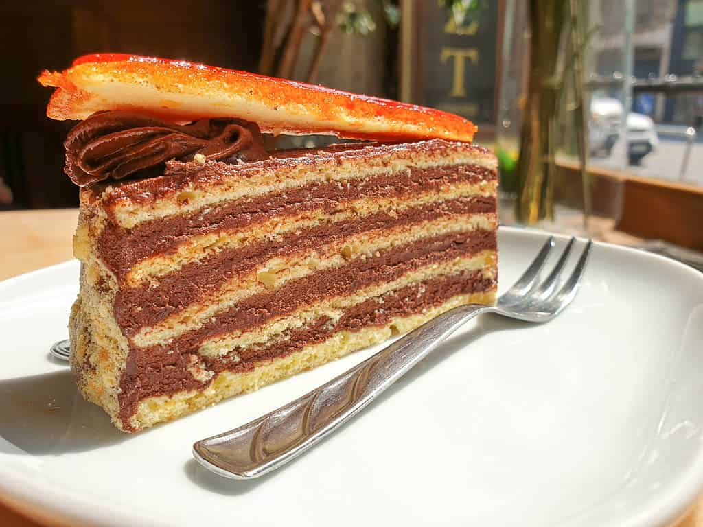 Dobos Torta in Budapest
