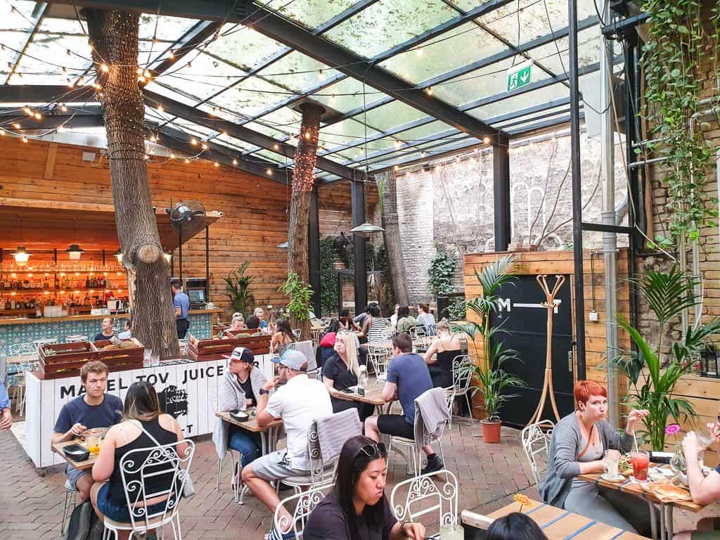 Mazel Tov Budapest Bar