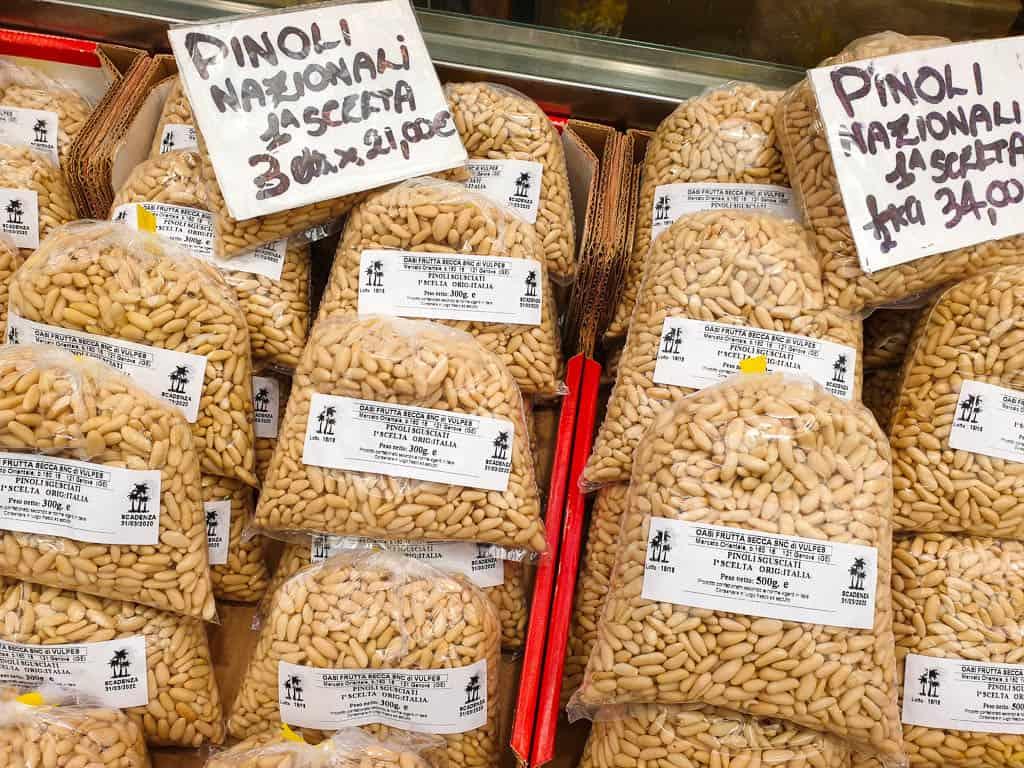Genoa market