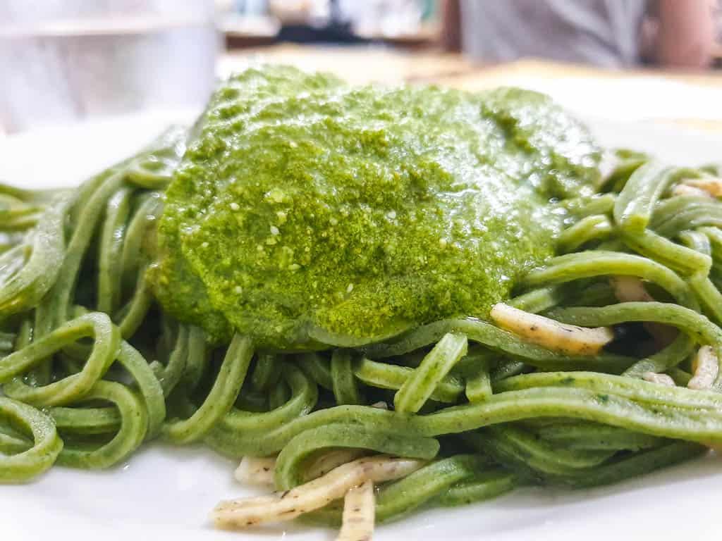 Genoa Cuisine