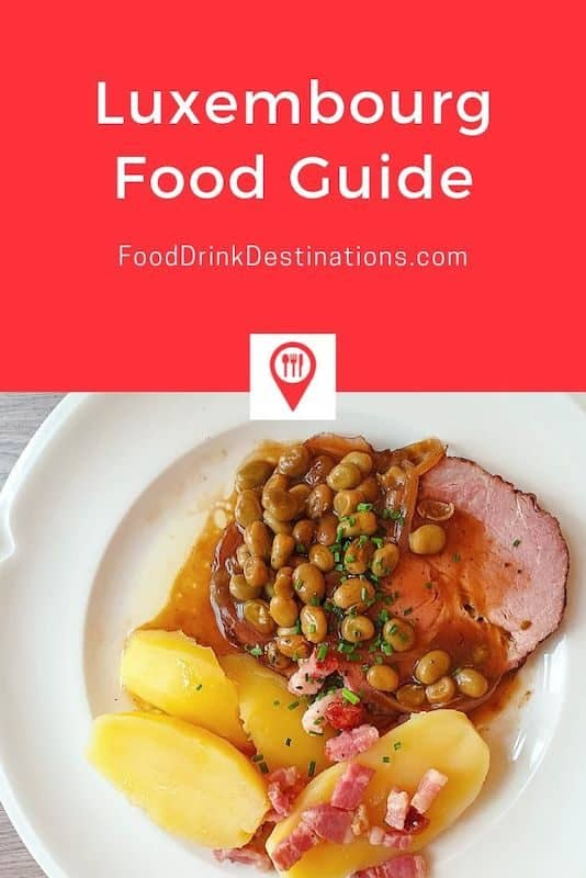 Luxembourg Food Guide – What To Eat In Luxembourg