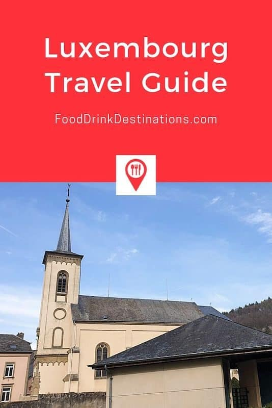 Luxembourg Travel Blog – How To Visit Luxembourg City